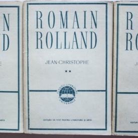 Romain Rolland - Jean-Christophe (3 vol.)