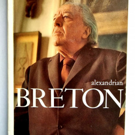 Sarane Alexandrian - Breton (editie in limba franceza, hardcover)