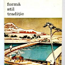 Shuichi Kato - Forma, stil, traditie. Consideratii despre arta si societatea japoneza