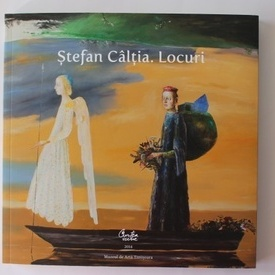 Stefan Caltia - Locuri (cu autograf simplu)