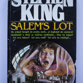 Stephen King - Salem`s lot