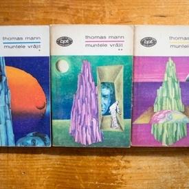 Thomas Mann - Muntele vrajit (3 vol.)