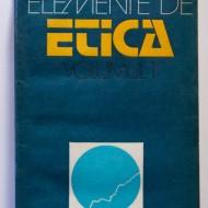Tudor Catineanu - Elemente de etica (vol. I, Faptul moral)