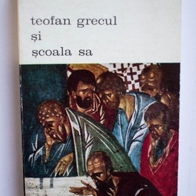 V. N. Lazarev - Teofan Grecul si scoala sa
