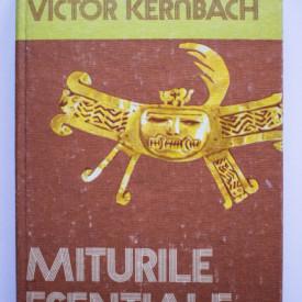 Victor Kernbach - Miturile esentiale (editie hardcover)