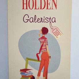 Wendy Holden - Galerista