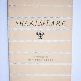 William Shakespeare - Sonete. Cele mai frumoase poezii