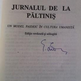 Gabriel Liiceanu - Jurnalul de la Paltinis (cu autograf)
