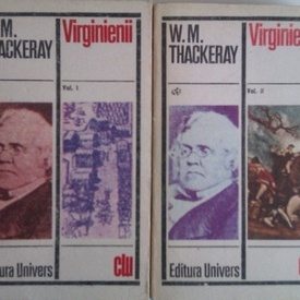 W. M. Thackeray - Virginienii (2 vol.)