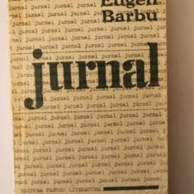 Eugen Barbu - Jurnal