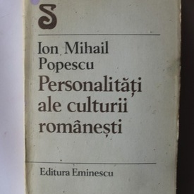 Ion Mihail Popescu - Personalitati ale culturii romanesti