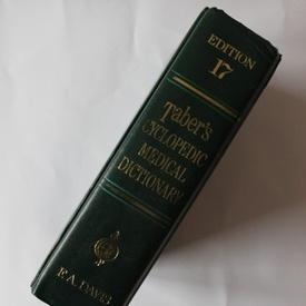 Taber's Cyclopedic Medical Dictionary (editie hardcover, in limba engleza)