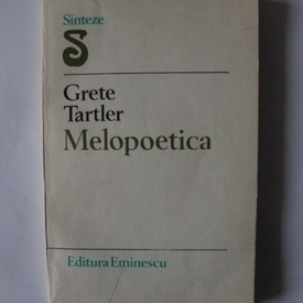 Grete Tartler - Melopoetica