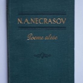 N.A. Necrasov - Poeme alese (editie hardcover)