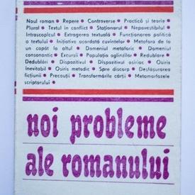 Jean Ricardou - Noi probleme ale romanului