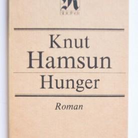 Knut Hamsun - Hunger (editie in limba germana)