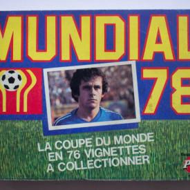 Album Pif Mundial 78 (Coupe du Monde 78. Amerique du Sud)