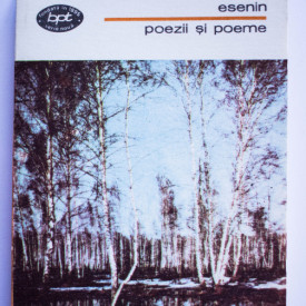 Serghei Esenin - Poezii si poeme