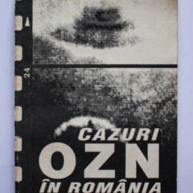Calin N. Turcu - Cazuri OZN in Romania