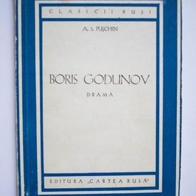 A. S. Puschin (Puskin) - Boris Godunov (drama)