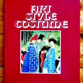 Adina Nanu - Art Style Costume (editie hardcover, in limba engleza)
