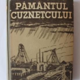 Alexandr Volosin - Pamantul Cuznetcului (editie hardcover)