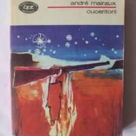 Andre Malraux - Cuceritorii