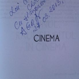 Andrei Gorzo - Bunul, raul si uratul in cinema (cu autograf)
