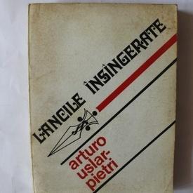 Arturo Uslar-Pietri - Lancile insangerate