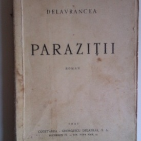 Barbu Delavrancea - Parazitii