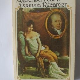 Benjamin Constant - Scrisori catre Doamna Recamier