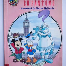 Castelul cu fantome. Aventuri in Marea Britanie (carte Walt Disney)