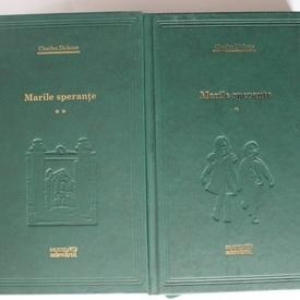 Charles Dickens - Marile sperante (2 vol., editie hardcover)