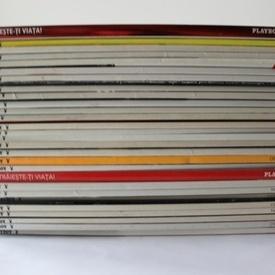 Colectie reviste Playboy (diverse numere, 2003-2007, 30 numere)