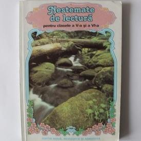 Colectiv autori - Nestemate de lectura pentru clasele a V-a si a VI-a