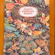 Colectiv autori - Povesti fermecate rusesti (editie hardcover)