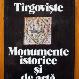 Cristian Moisescu - Targoviste. Monumente istorice si de arta (editie hardcover)