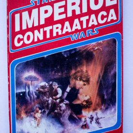 Donald F. Glut (dupa un roman de George Lucas) - Star Wars. Imperiul contraataca