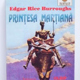 Edgar Rice Burroughs - Printesa martiana