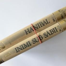 Eugen Jebeleanu - Scrieri I-II. Hanibal. Inimi sub sabii (2 vol., editie hardcover)