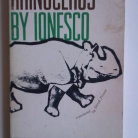 Eugene Ionesco - Rhinoceros and other plays (editie in limba engleza)