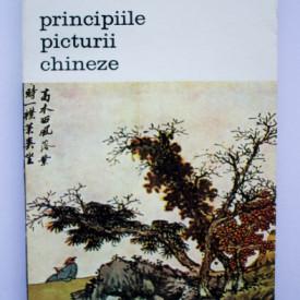 George Rowles - Principiile picturii chineze