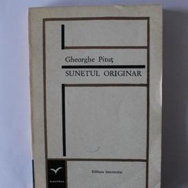 Gheorghe Pitut - Sunetul originar