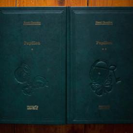 Henri Charriere - Papillon (2 vol., editie hardcover)