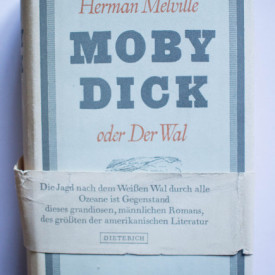 Herman Melville - Moby Dick oder der Wal (editie hardcover)