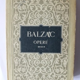 Honore de Balzac - Opere V