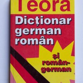 I. Sireteanu, E. Tomeanu - Dictionar german roman si roman-german
