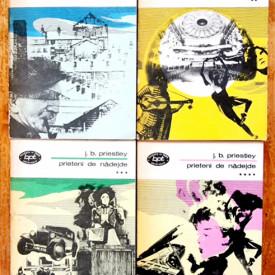J. B. Priestley - Prieteni de nadejde (4 vol.)