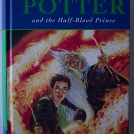 J.K. Rowling - Harry Potter and the Half-Blood Prince (editie hardcover)