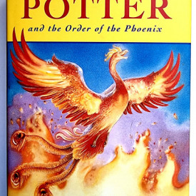 J. K. Rowling - Harry Potter and the Order of the Pheonix (editie hardcover)